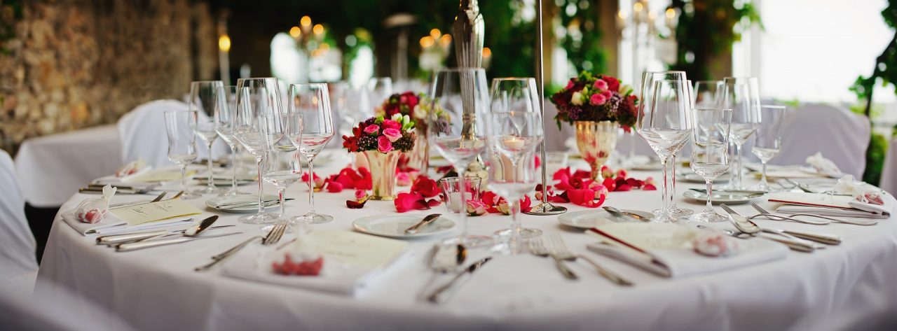 Catering Tips for Weddings
