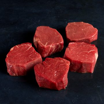 Beef Fillet Steaks