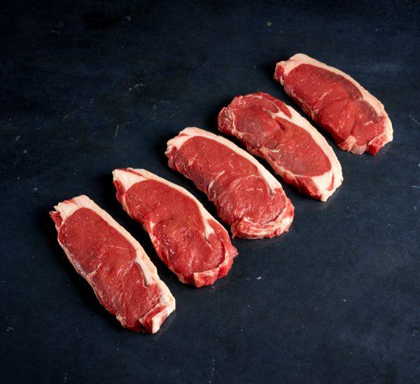 Beef Sirloin Steaks