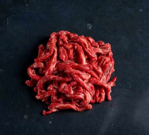 Beef Rump Stir-Fry