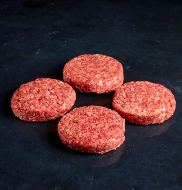 Gourmet Beef Burger 113g