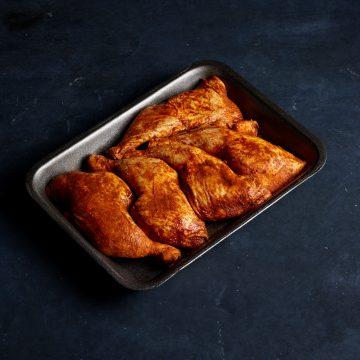 Chicken leg BBQ