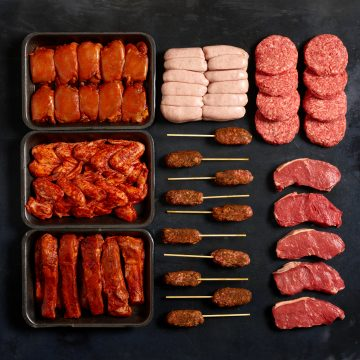 Family Bbq Hamper