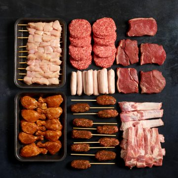 Winter BBQ Hamper