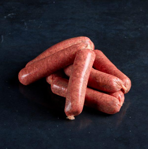 Sausages Halal Beef